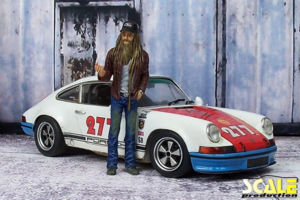 "Decals P911 ""Magnus Walker"" #277"