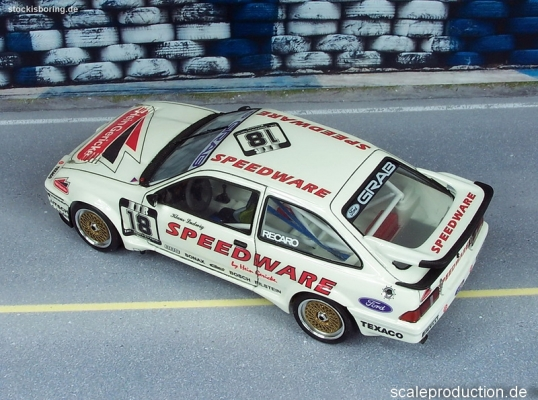 Decals Ford Sierra DTM 1988 K.Ludwig