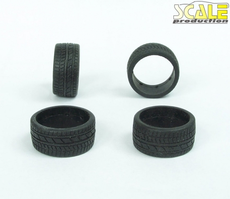 "19""/20"" Ultra Low Profile Rubber tires (#1)"