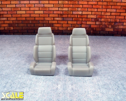 Seats Recaro C (2pcs.)