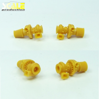 Turbocharger (3pcs.)