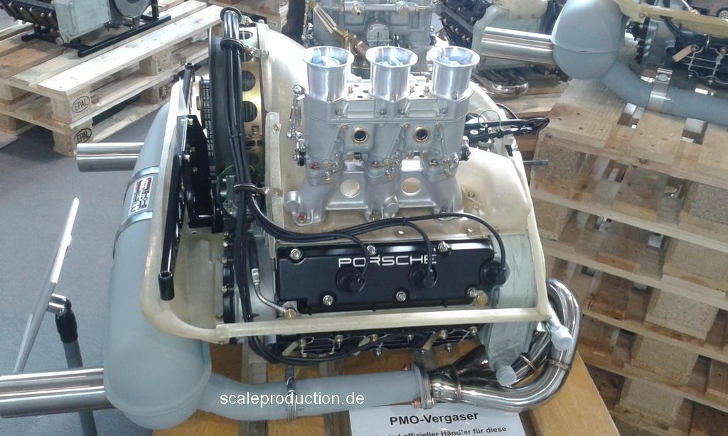 scaleproduction 1 24 25 911 motor mit luftfilter bausatz. Black Bedroom Furniture Sets. Home Design Ideas